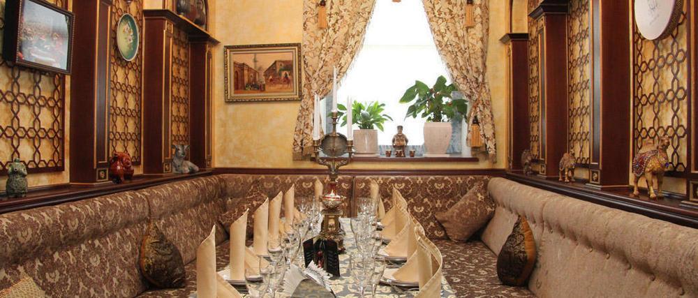 Ресторан на 12 персон в СЗАО, м. Полежаевская от 3000 руб. на человека