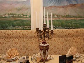 Ресторан на 10 персон в СЗАО, м. Полежаевская