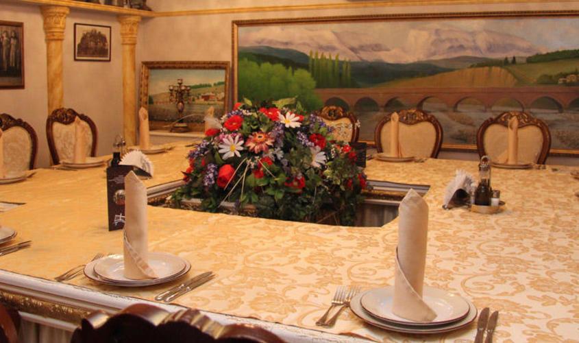 Ресторан на 20 персон в СЗАО, м. Полежаевская от 3000 руб. на человека