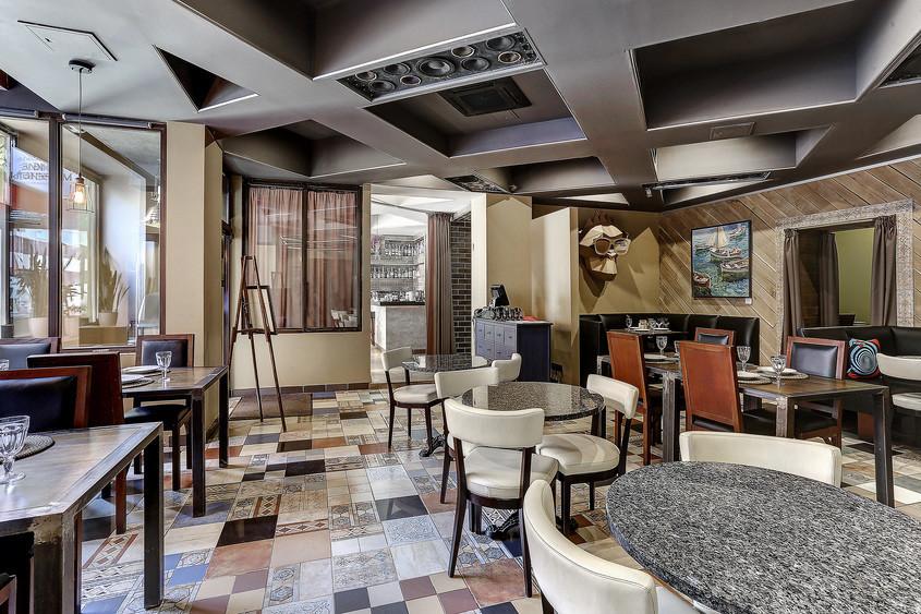Ресторан на 100 персон в ЦАО, м. Чкаловская, м. Площадь Ильича, м. Римская от 1000 руб. на человека