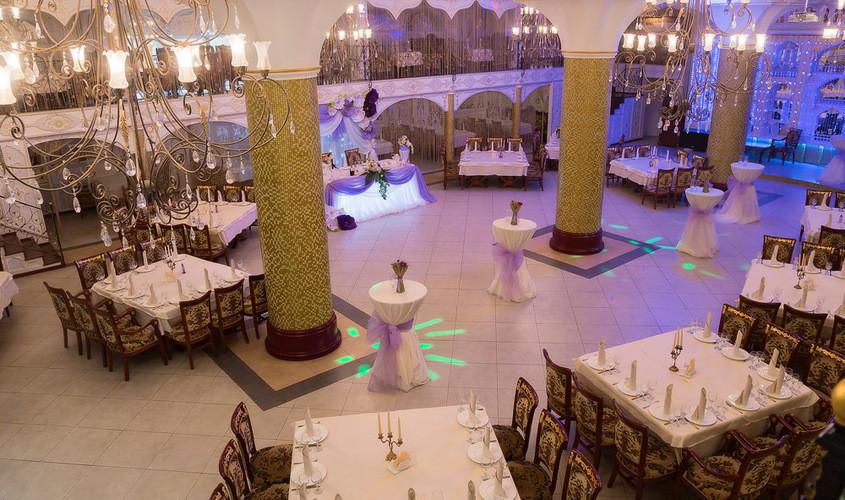 Ресторан, Банкетный зал на 200 персон в СВАО, м. Бибирево, м. Алтуфьево, м. Медведково от 2500 руб. на человека