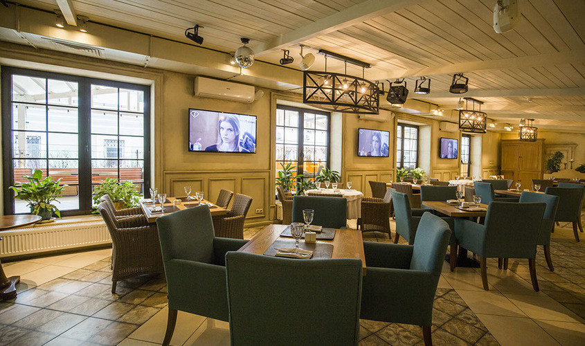 Ресторан на 80 персон в ЦАО, СВАО, м. Марьина роща от 3000 руб. на человека