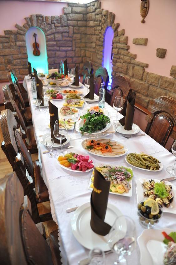 Ресторан, Банкетный зал на 120 персон в ВАО, м. Щелковская от 2500 руб. на человека