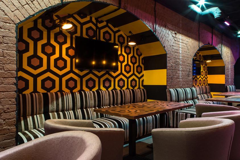 Банкетный зал на 50 персон в ЗАО, м. Киевская, м. Выставочная от 4000 руб. на человека