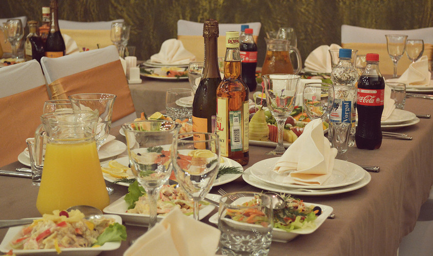 Ресторан, Банкетный зал на 40 персон в ЮЗАО, м. Юго-Западная, м. Тропарево, м. Беляево от 2500 руб. на человека