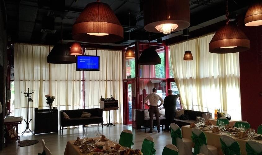 Кафе на 60 персон в ЦАО, м. Фрунзенская, м. Спортивная от 2500 руб. на человека