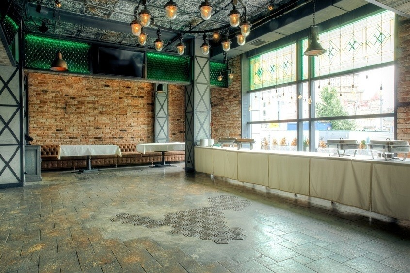 Банкетный зал, Бар на 130 персон в ЦАО, м. Белорусская от 2000 руб. на человека