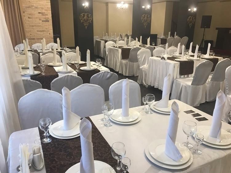 Ресторан, Банкетный зал, За городом на 150 персон в ЮЗАО, м. Теплый стан, м. Калужская от 2000 руб. на человека
