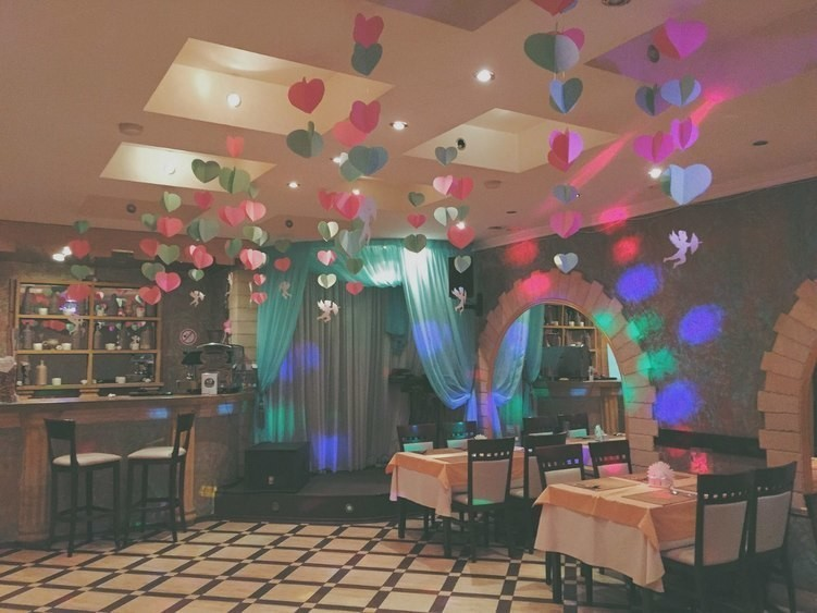 Ресторан, Банкетный зал на 50 персон в ВАО, м. Рязанский проспект, м. Перово, м. Новогиреево от 2300 руб. на человека