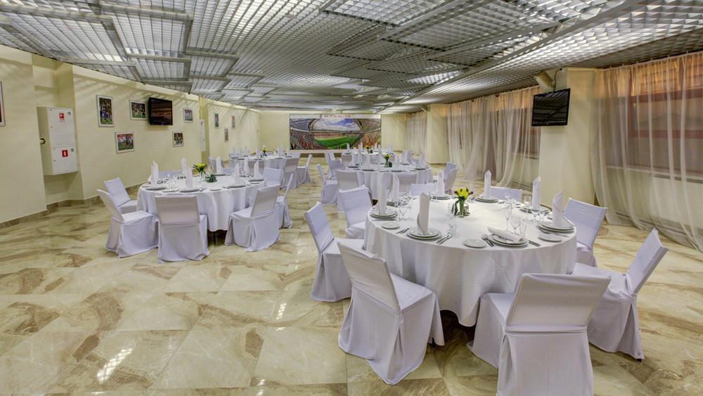 Банкетный зал на 300 персон в ВАО, м. Черкизовская от 3600 руб. на человека