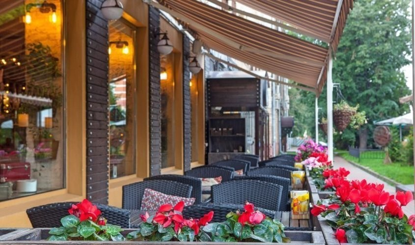 Банкетный зал, Кафе на 100 персон в ЦАО, м. Серпуховская, м. Павелецкая от 2500 руб. на человека