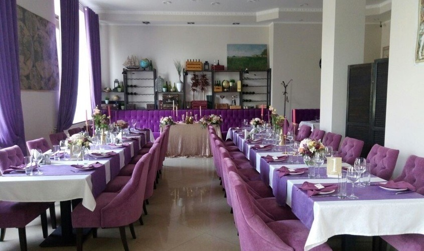 Ресторан на 50 персон в ЮЗАО, м. Академическая, м. Университет от 3000 руб. на человека