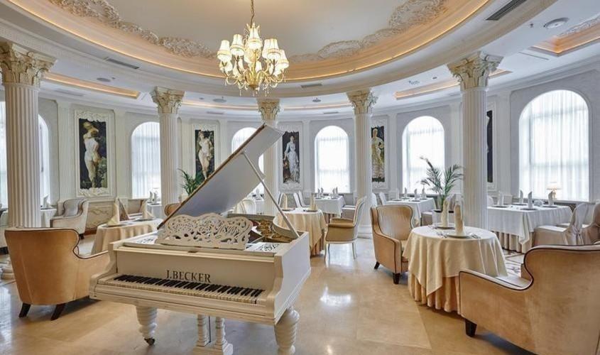 Ресторан, Банкетный зал на 80 персон в СЗАО, ЗАО, м. Строгино, м. Крылатское, м. Молодежная от 4500 руб. на человека
