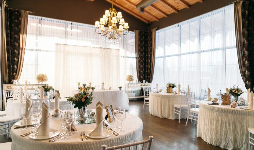 Ресторан, Банкетный зал, Загородный клуб, У воды на 60 персон в ВАО, м. Новокосино от 4000 руб. на человека