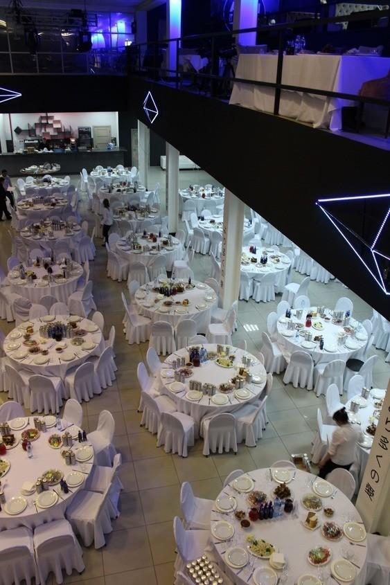 Ресторан, Банкетный зал на 500 персон в ЮВАО, м. Волгоградский проспект, м. Пролетарская, м. Таганская от 3500 руб. на человека