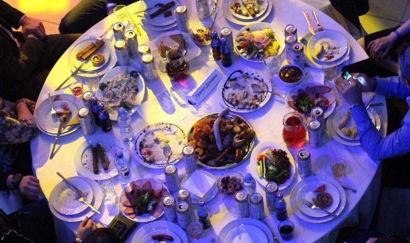 Ресторан, Банкетный зал на 500 персон в ЮВАО, м. Пролетарская, м. Волгоградский проспект, м. Таганская от 3500 руб. на человека