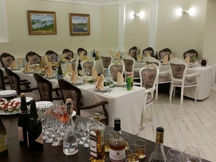 Ресторан, Банкетный зал, Кафе на 40 персон в ЦАО, ЮАО, м. Серпуховская от 2000 руб. на человека