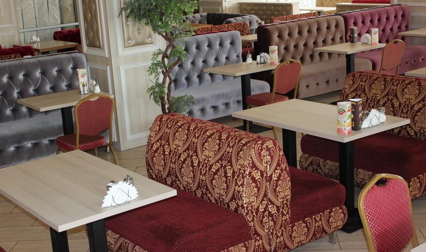 Банкетный зал, При гостинице на 140 персон в ЮАО, м. Коломенская от 2500 руб. на человека