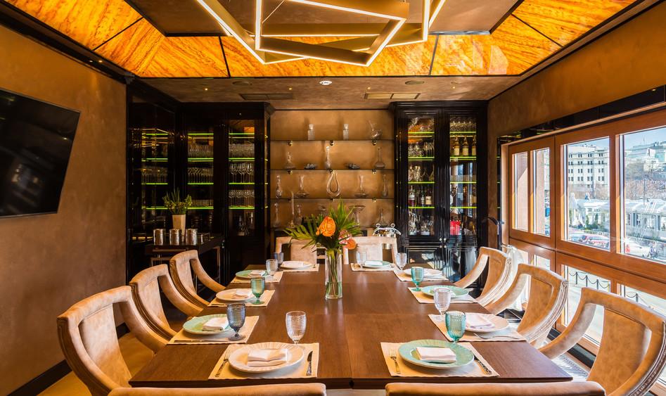 Ресторан, Банкетный зал на 15 персон в ЦАО, м. Охотный ряд, м. Театральная от 4000 руб. на человека