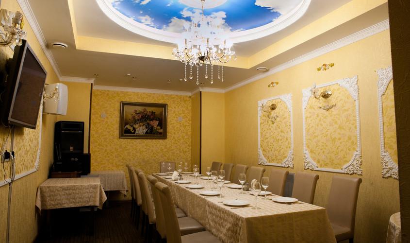 Ресторан, Банкетный зал, Кафе на 20 персон в ЮВАО, ВАО, м. Жулебино, м. Котельники, м. Лермонтовский проспект от 2300 руб. на человека