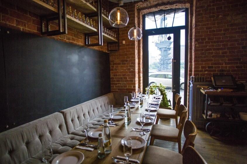 Ресторан, Кафе на 40 персон в ЦАО, м. Кропоткинская, м. Парк культуры от 4000 руб. на человека