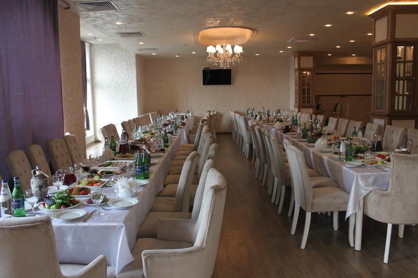 Ресторан, Банкетный зал, Кафе на 120 персон в ЮВАО, м. Братиславская от 1500 руб. на человека