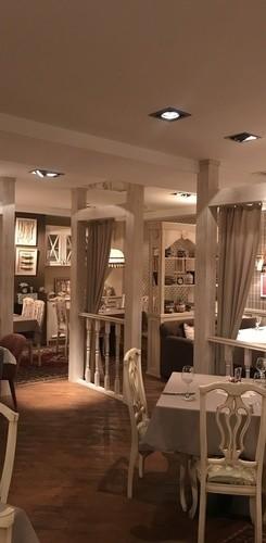 Ресторан, Банкетный зал на 120 персон в ЦАО, м. Арбатская, м. Смоленская от 1500 руб. на человека