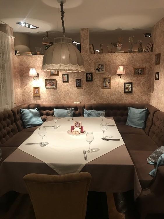 Ресторан, Банкетный зал на 120 персон в ЦАО, м. Арбатская, м. Смоленская от 2500 руб. на человека