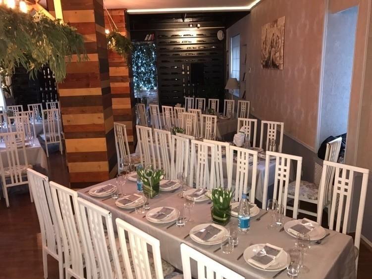 Ресторан, Банкетный зал на 80 персон в ЦАО, м. Смоленская, м. Парк культуры, м. Киевская от 2500 руб. на человека