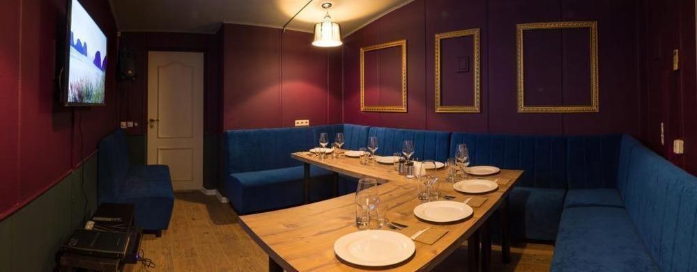 Ресторан, Банкетный зал на 12 персон в ЦАО, м. Павелецкая от 2000 руб. на человека