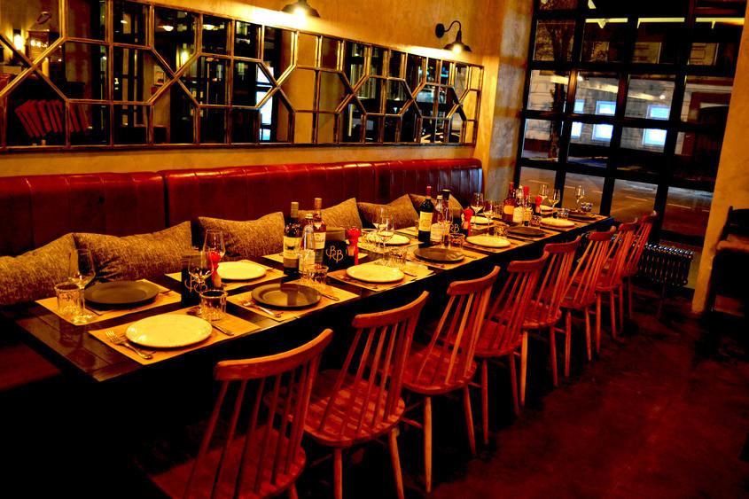 Ресторан, Кафе на 45 персон в ВАО, м. Бауманская, м. Красные ворота от 2000 руб. на человека