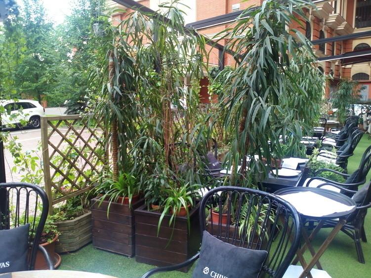 Ресторан на 40 персон в ЦАО, м. Полянка, м. Кропоткинская от 3500 руб. на человека