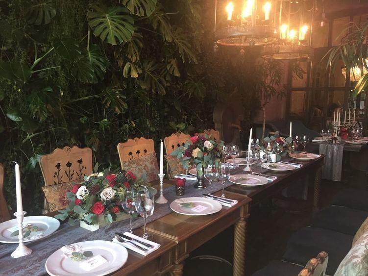 Ресторан, Банкетный зал на 60 персон в ЦАО, м. Полянка, м. Кропоткинская от 3500 руб. на человека
