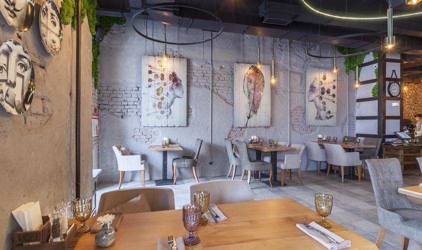 Ресторан, Банкетный зал на 40 персон в ЦАО, ЮВАО, м. Волгоградский проспект, м. Пролетарская от 5500 руб. на человека