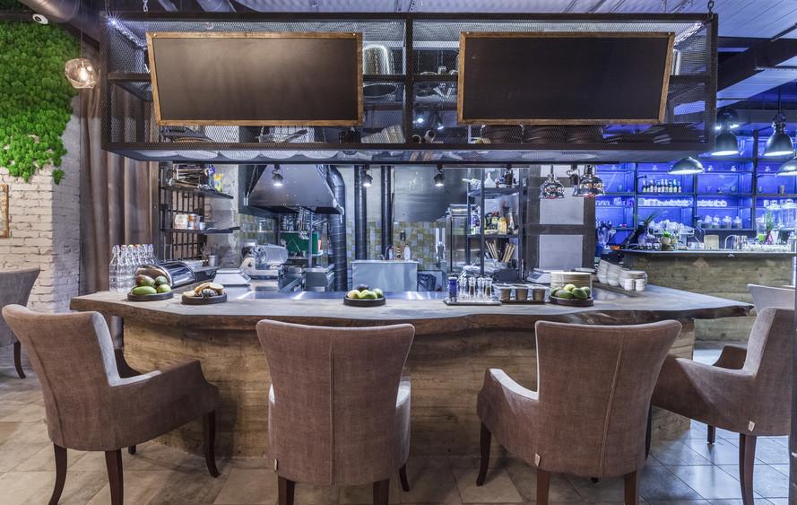 Ресторан, Банкетный зал на 55 персон в ЦАО, ЮВАО, м. Волгоградский проспект, м. Пролетарская от 3500 руб. на человека