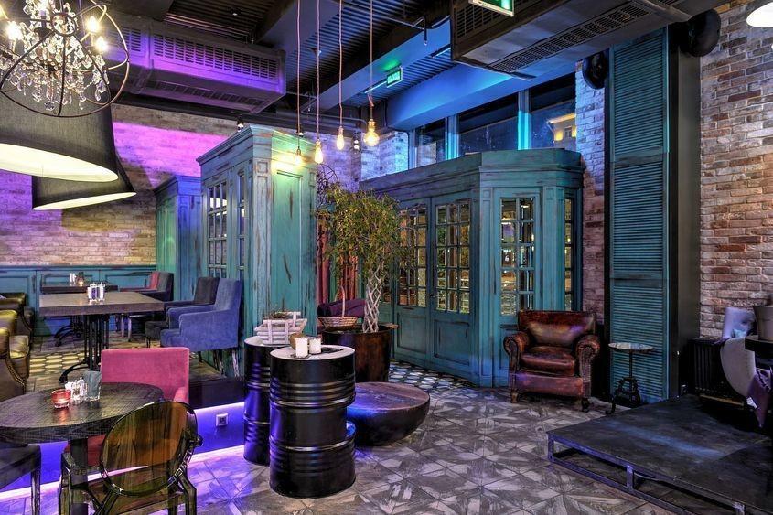 Ресторан, Банкетный зал на 150 персон в ЦАО, м. Добрынинская, м. Павелецкая от 3500 руб. на человека