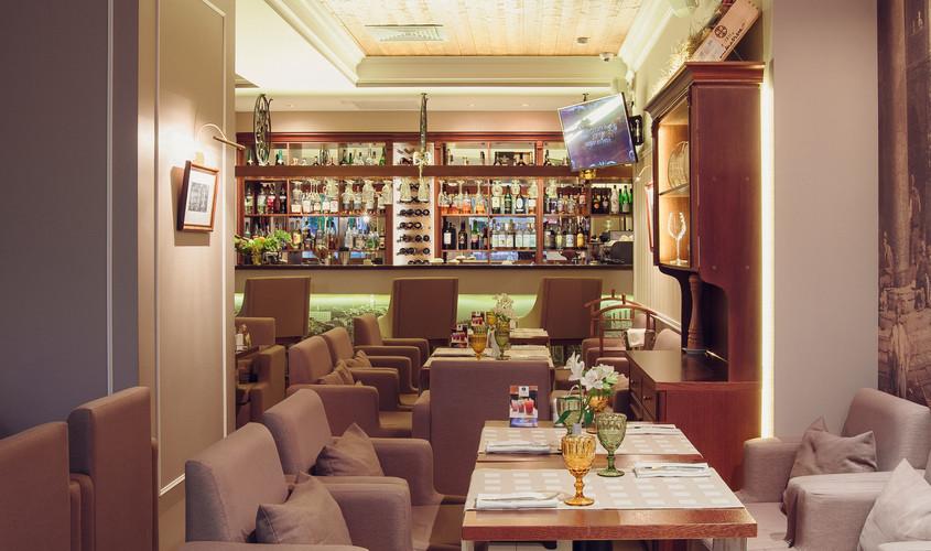 Ресторан на 70 персон в ЮЗАО, м. Академическая от 2500 руб. на человека