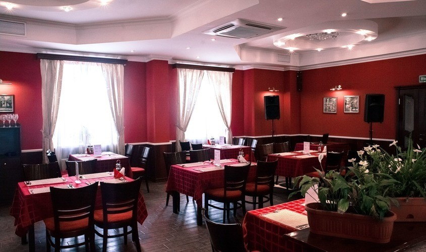 Ресторан, Банкетный зал на 80 персон в , м. Юго-Западная, м. Саларьево, м. Румянцево от 2000 руб. на человека