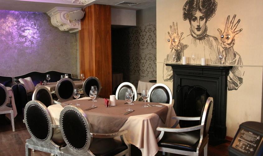 Ресторан на 80 персон в ЦАО, м. Маяковская, м. Новослободская, м. Менделеевская от 3500 руб. на человека