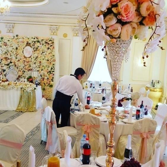 Ресторан, Банкетный зал, При гостинице, За городом на 100 персон в СЗАО, ЗАО, м. Молодежная от 3000 руб. на человека