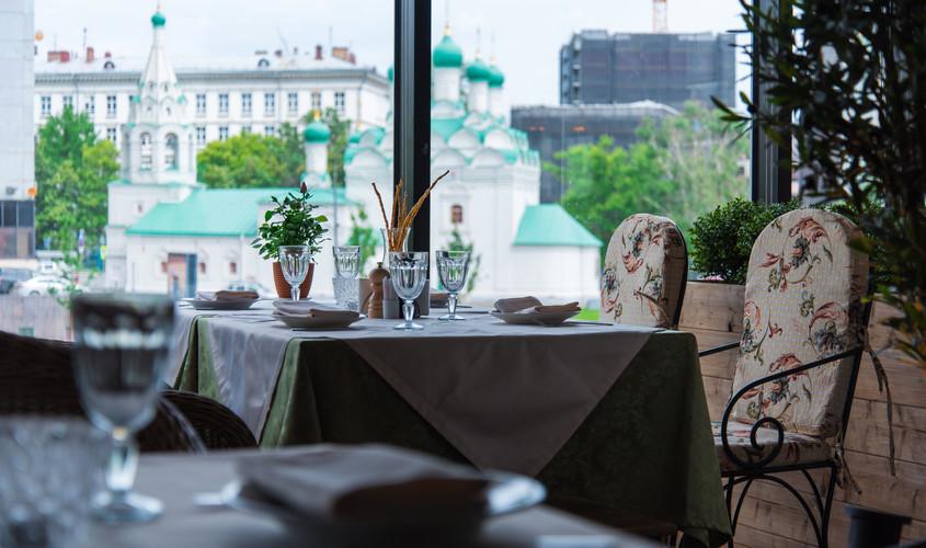 Банкетный зал, Кафе, Бар на 50 персон в ЦАО, м. Арбатская от 3500 руб. на человека