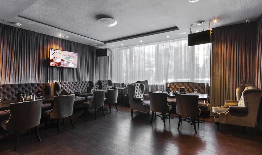 Ресторан, Банкетный зал на 40 персон в ЮЗАО, м. Проспект Вернадского от 2000 руб. на человека