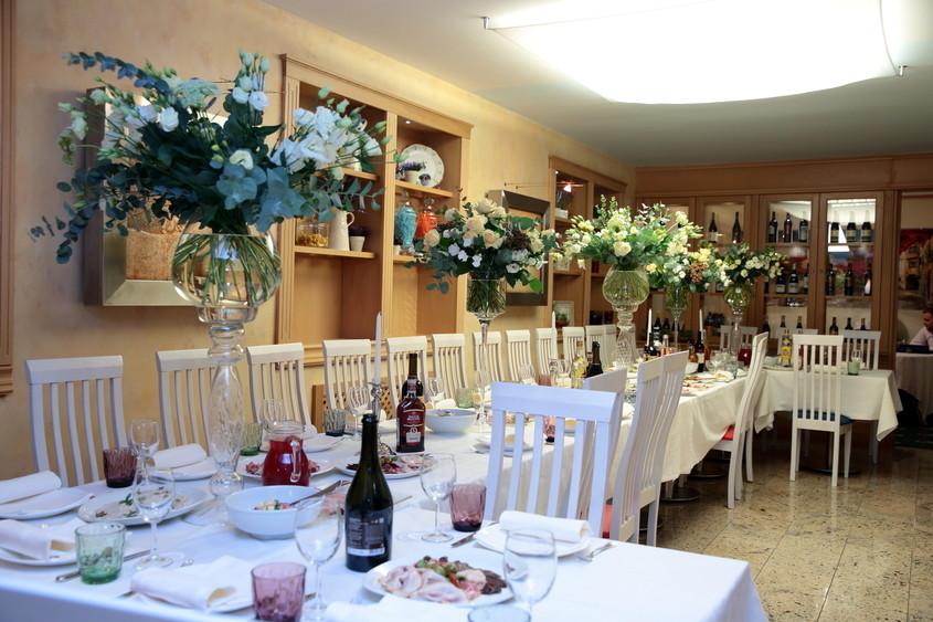 Ресторан, Банкетный зал на 40 персон в ЦАО, м. Красные ворота, м. Тургеневская от 3500 руб. на человека