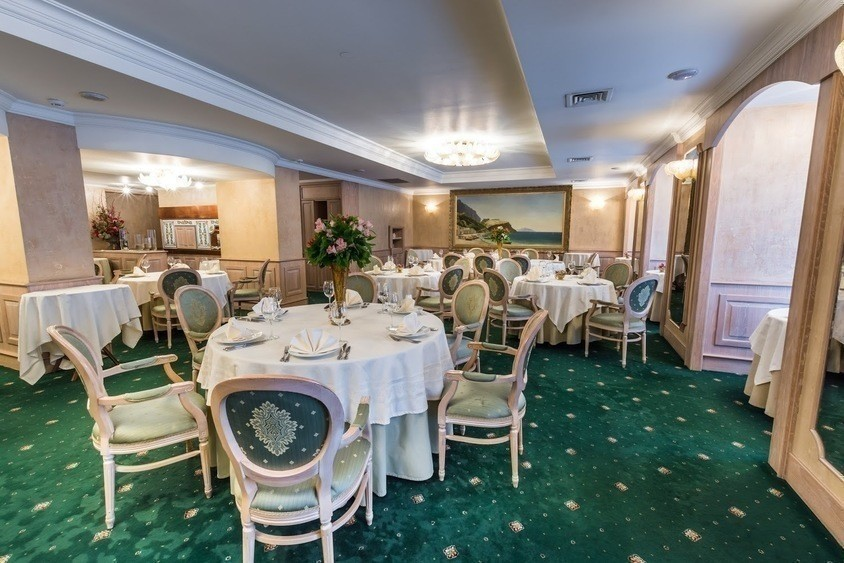Ресторан, Банкетный зал на 90 персон в ЦАО, м. Красные ворота, м. Тургеневская от 3500 руб. на человека