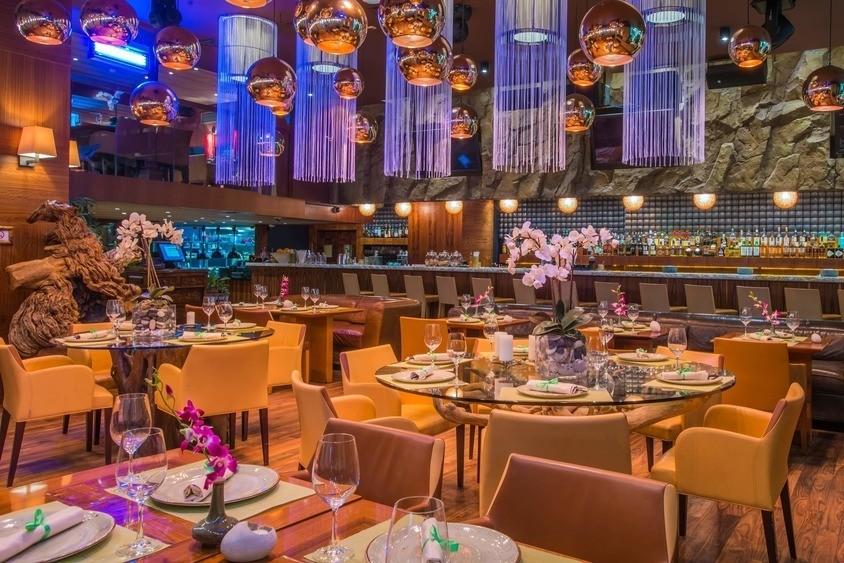 Ресторан, Банкетный зал на 80 персон в ЦАО, м. Выставочная, м. Деловой центр, м. Международная от 4000 руб. на человека