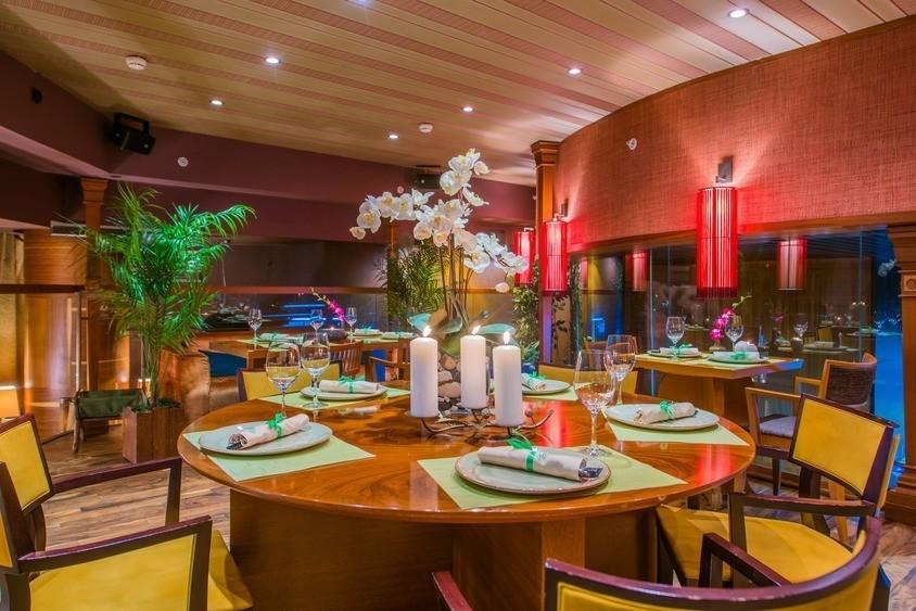 Ресторан, Банкетный зал на 40 персон в ЦАО, м. Выставочная, м. Деловой центр, м. Международная от 4000 руб. на человека