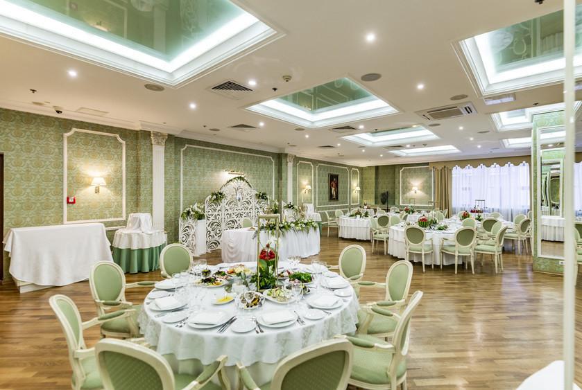 Ресторан, Банкетный зал на 80 персон в ЦАО, ВАО, м. Красносельская, м. Сокольники, м. Бауманская от 3000 руб. на человека