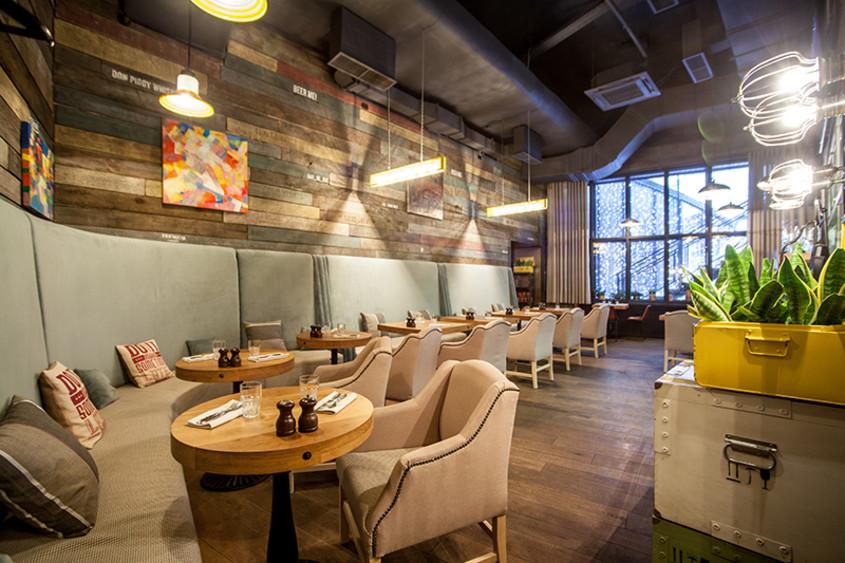 Ресторан на 25 персон в ЦАО, м. Чеховская, м. Пушкинская, м. Тверская от 5000 руб. на человека