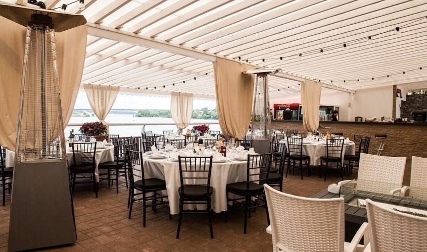 Ресторан, За городом на 150 персон в СВАО, САО,  от 3500 руб. на человека