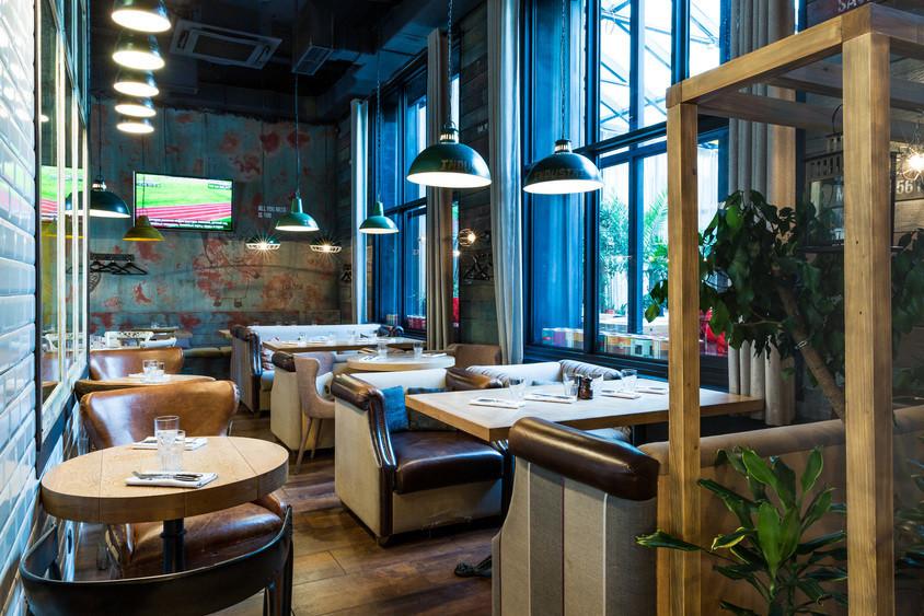 Ресторан, Банкетный зал на 50 персон в ЦАО, м. Чеховская, м. Пушкинская, м. Тверская от 5000 руб. на человека